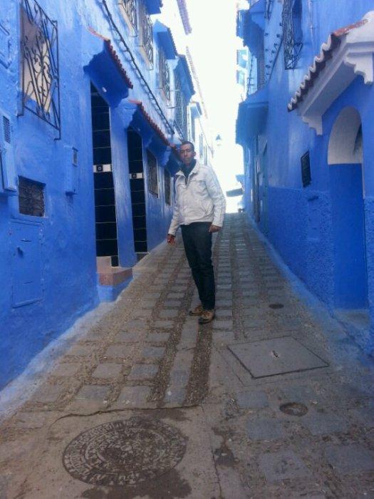bleu rock