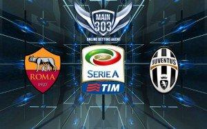 Prediksi Roma vs Juventus 3 Maret 2015 Serie A