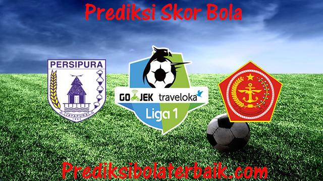 Prediksi Persipura vs PS TNI 23 Juli 2017 - Prediksi Bola