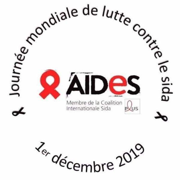 je soutien les malades du sida
