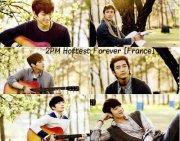 2PM Hottest Forever [France]