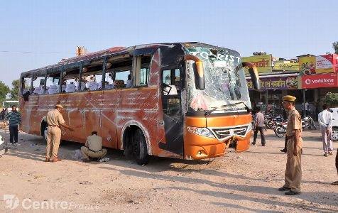 Cinq Montluçonnais grièvement blessés dans un accident de car en Inde (mise à jour)