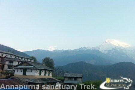 Annapurna Sanctuary trek, Annapurna Trekking via Ghorepani | Holidays adventure in Nepal, Trekking in Nepal, Himalayan Trekking operator agency in Nepal