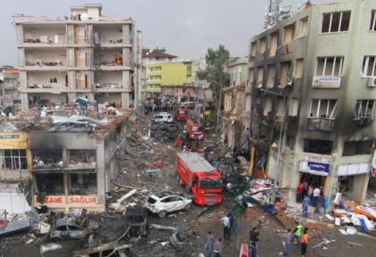 Attentats de Reyhanli: le peuple turc accuse Erdogan et ses mercenaires syriens - Investig'Action
