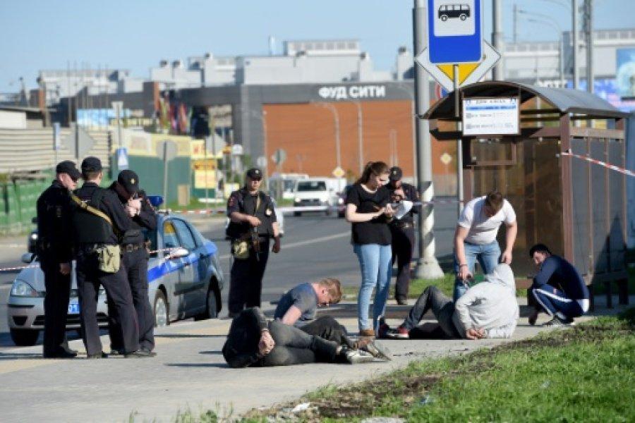 Russie: une rixe monstre dans un cimetière de Moscou fait trois morts