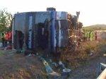 Accident : Car renversé sur l'A9 : 2 morts - France - TF1 News
