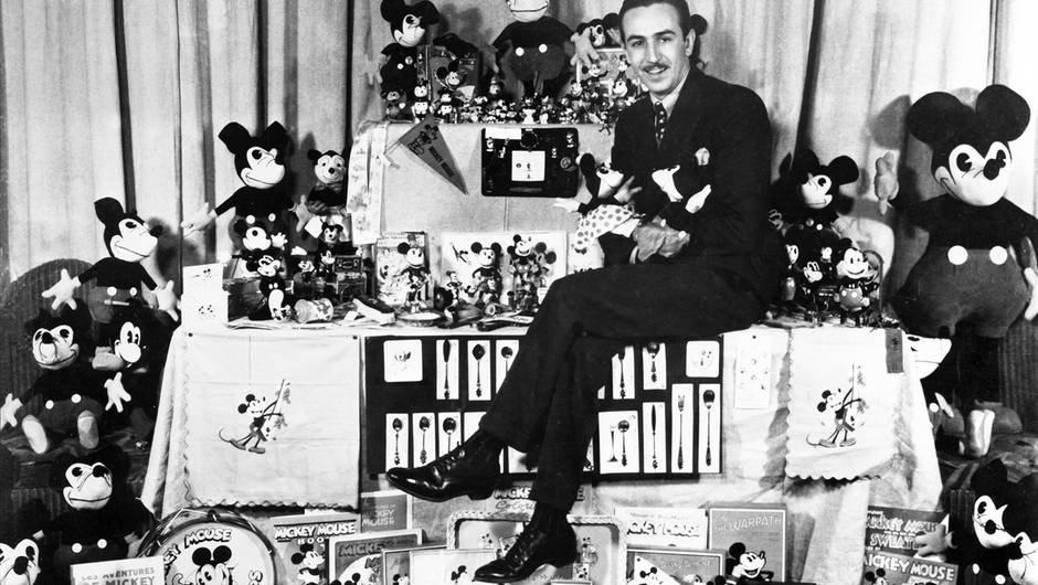 Documentaire inédit sur Walt Disney !