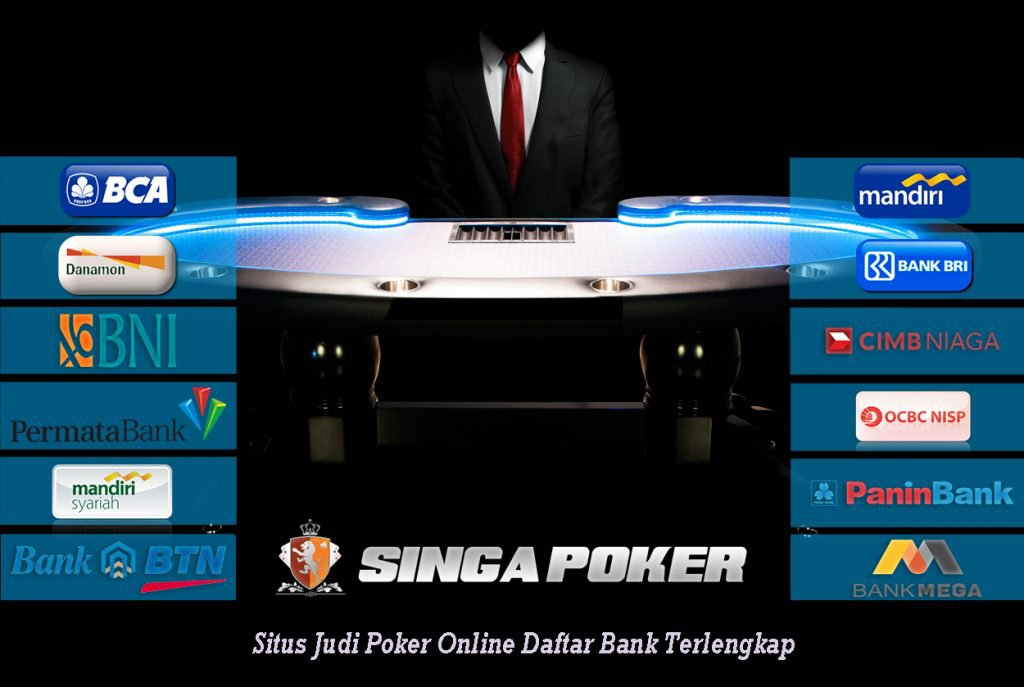 Situs Judi Poker Online Daftar Bank Terlengkap