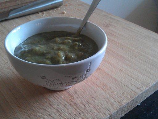 Recette : Soupe d'ortie