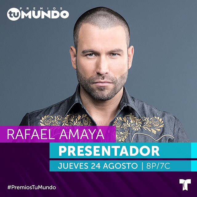 Instagram post by @premiostumundo • Aug 10, 2017 at 3:33pm UTC
