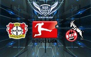 Prediksi Bayer Leverkusen vs Koln 29 November 2014 Bundeslig
