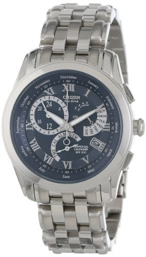 Citizen Men's BL8000-54L Eco-Drive Calibre 8700 Perpetual Calendar Watch | The Best Items
