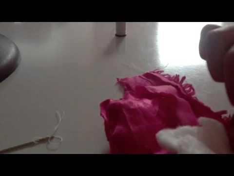 Tuto# 1 : Comment fabriquer un coussin pour LPS ?