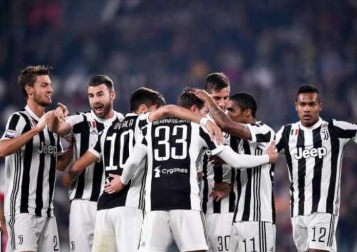 Juventus Mampu Tandaskan Genoa Di Liga Copa Italia