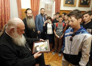 Αρχιεπίσκοπος: Η Ελλάδα και η Ορθοδοξία δεν πωλούνται | ΘΗΒΑ REAL NEWS