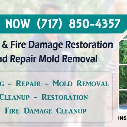 Water Damage Restoration YORK PA. CALL (717) 850-4357