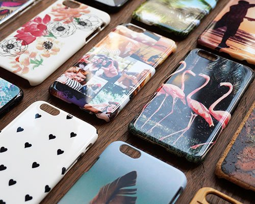 Coques personnalisées avec photo | iPhone | iPad | Samsung Galaxy | Sony | Huawei