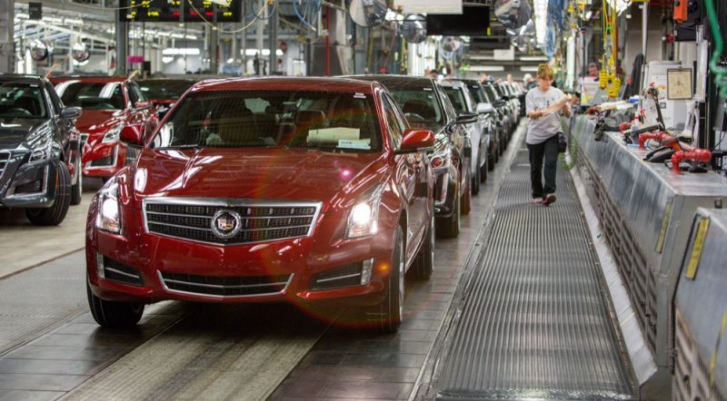 General Motors to lay off 1,100 workers