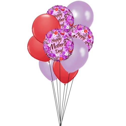 Buy Mothers Day Balloon Bouquets Online – Giftblooms