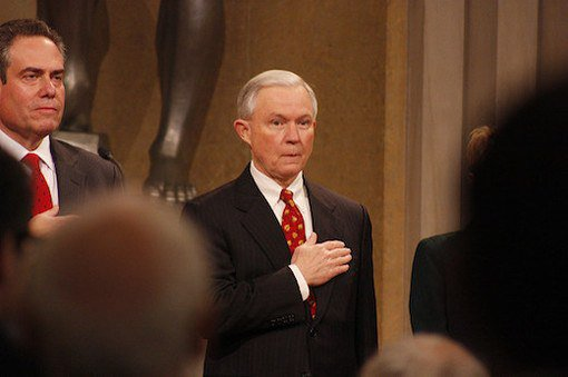 Jeff Sessions Insists on Digging a Deeper Hole