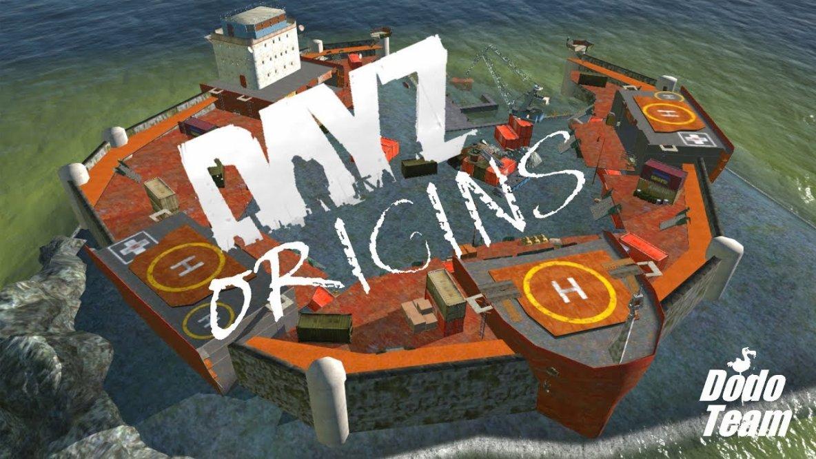 DayZ Origins - Offshore Trader