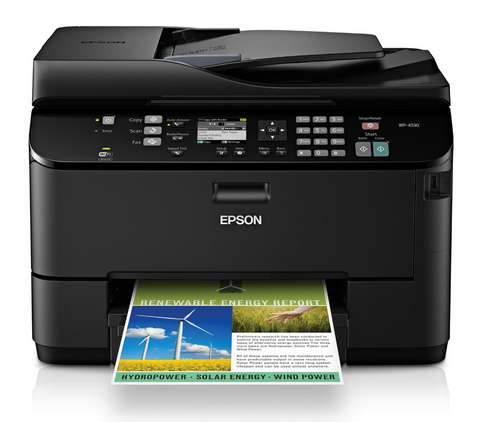 Download Software And Drivers Epson Wp-4530