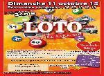 Annonce '3eme grand loto '