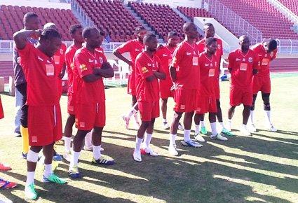 Can 2013 : la RDC en amical contre Al Fujairah ce lundi aux Emirats | Congo News - actualité congolaise