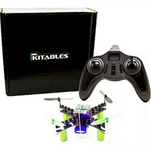 Kitables LEGO RC Drone Kit--Build and fly your very own quadcopter