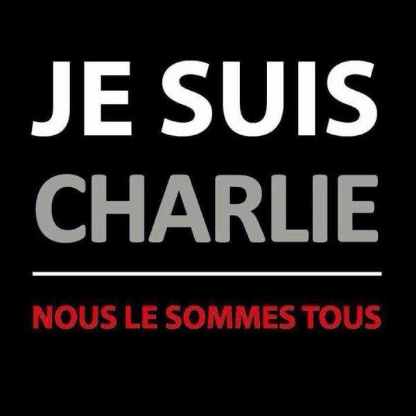 **** NOUS SOMMES TOUS CHARLIE *** HOMMAGE AUX VICTIMES DU DROIT D ...