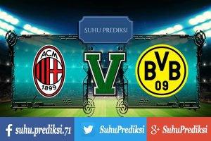 Prediksi Bola AC Milan Vs Borussia Dortmund 18 Juli 2017