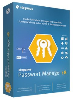 Steganos Password Manager 18 Crack License Key Download