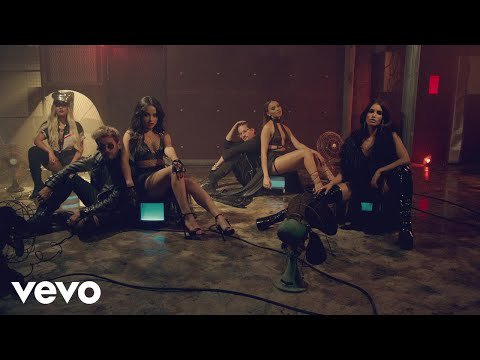 Mau y Ricky, Karol G - Mi Mala (Remix - Official Video) ft. Becky G, Leslie Grace, Lali - LNO