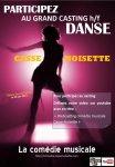 """Participez au casting Danse - Comédie Musicale """"Casse-noisette"""""""
