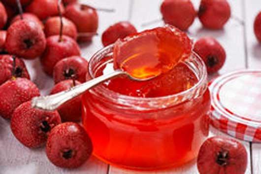 Gelée d'aubépines : la recette saveur