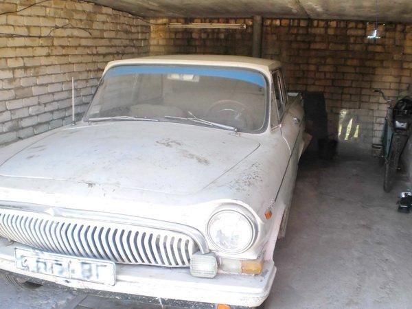 "Car: автомобиль ""Заря"" на базе ГАЗ-21"