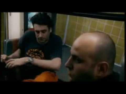 Un Juif et un Arabe dans le métro : Court-métrage de Erez Tadmor et Guy Nattiv