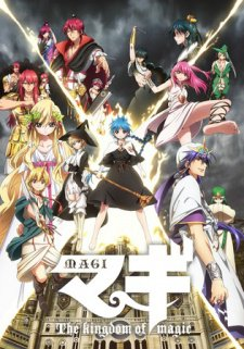 Magi: The Kingdom of Magic Episódios - Assistir Online em Português