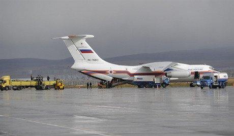 Le ministère russe des situations d'urgence envoie un vol spécial en France