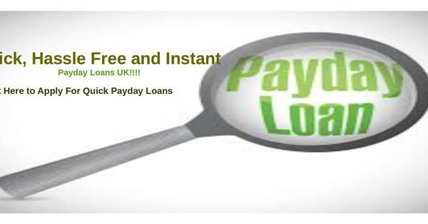 Apply for Online Instant Payday Loans UK