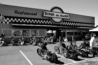 CHEZ ARNOLD'S Restaurant DINER Saint Brévin les Pins - happys days