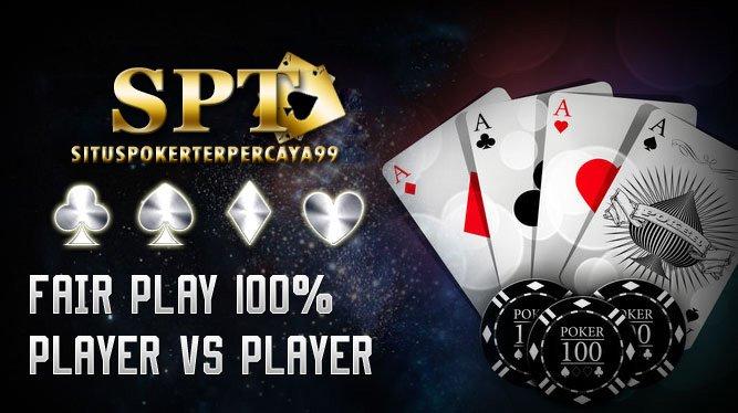Agen Judi Kartu Poker Online Indonesia