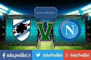 Prediksi Bola Sampdoria Vs Napoli 28 Mei 2017
