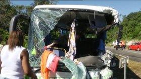 Accident des pélerins JMJistes : les réactions sont multiples - Outre-mer guyane