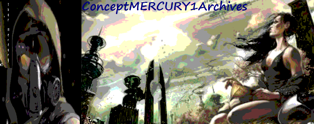 Concept MERCURY 1 Archives.