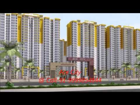 Ace City in Noida Extension , Ace Group Noida project, property in Noida Extension with subtitles | Amara