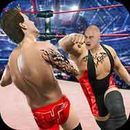 Wrestling Champions Fight Revolution Apk