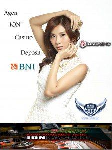 Agen ION Casino Deposit BNI