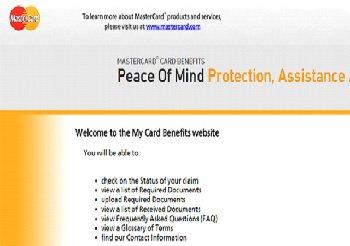 Mastercard Price Protection Claim @ www.mycardbenefits.com | Wink24News