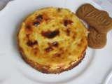Recette Cheesecake au citron vert et aux spéculoos, Facile, Dessert